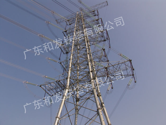 Water to Chan Uk 220kV steel tower